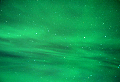 Northern Lights Streaming from me